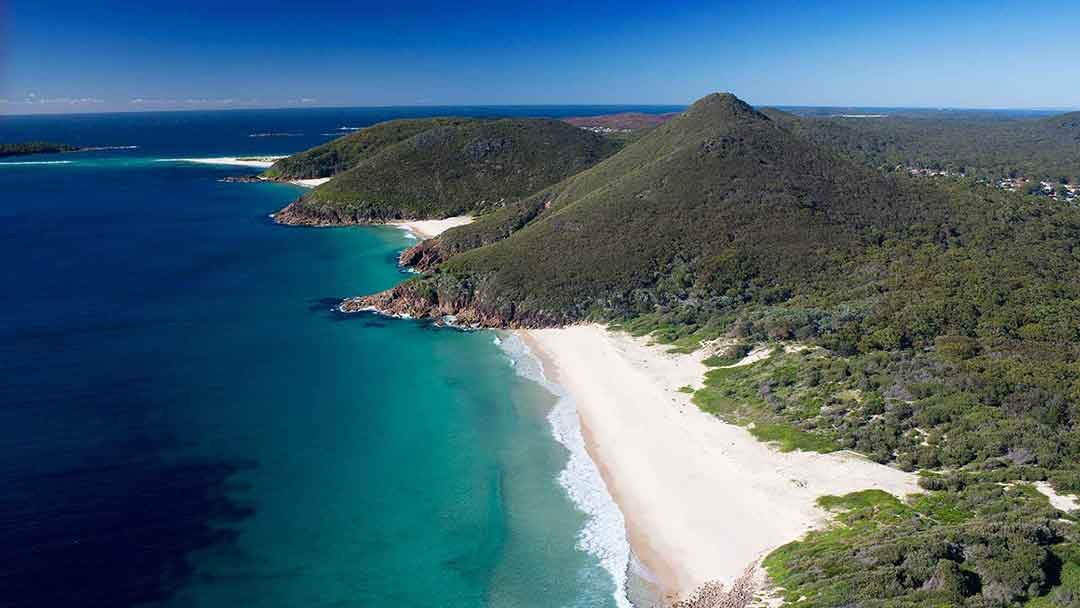 Shoal Bay Beaches