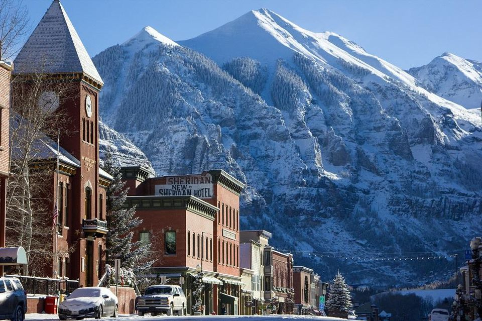 Telluride, Colorado Ski Resort